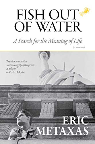 Fish Out of Water book cover
