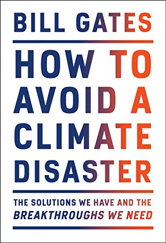 How to Avoid a Climate Disaster book cover
