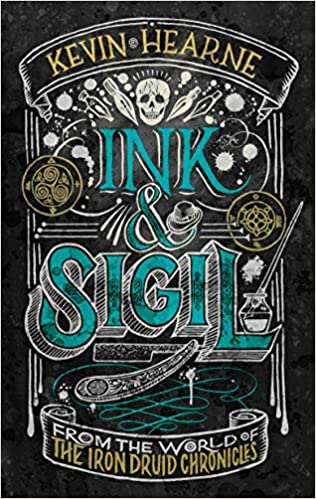 Ink and Sigil book cover