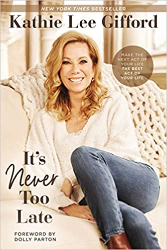 It's Never Too Late book cover
