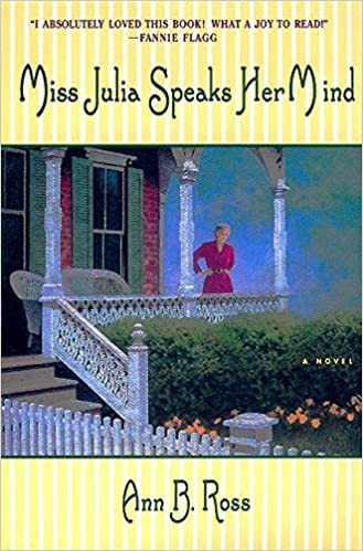 Miss Julia Speaks Her Mind book cover