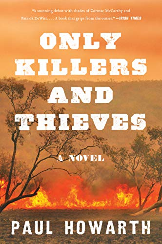 Only Killers and Thieves book club