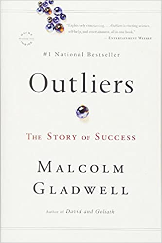 The Outliers book cover