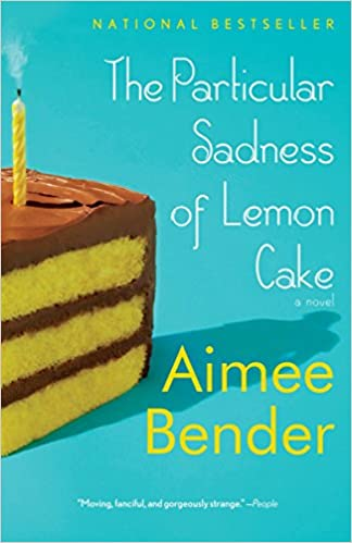 Particular Sadness of Lemon Cake book cover
