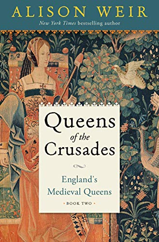Queens of the Crusades book cover