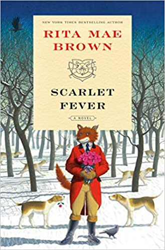 Scarlet Fever book cover