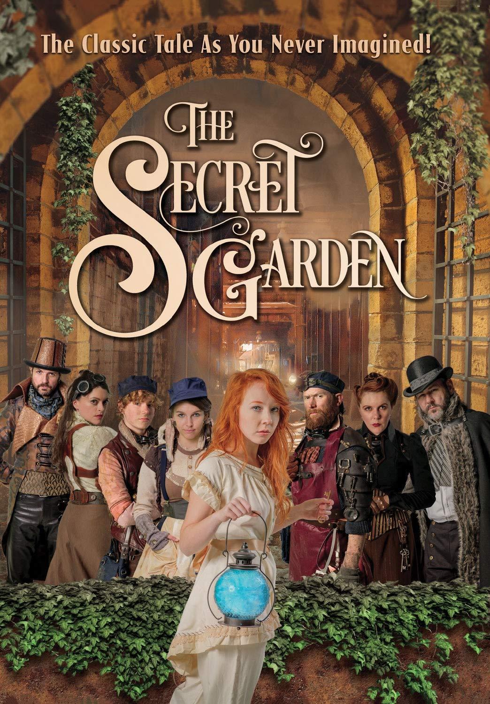 Secret Garden DVD Cover