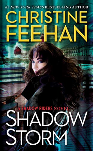 Shadow Storm book cover