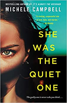 She Was the Quiet One book cover