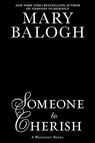 Someone to Cherish book cover