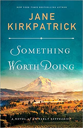 Something Worth Doing book cover