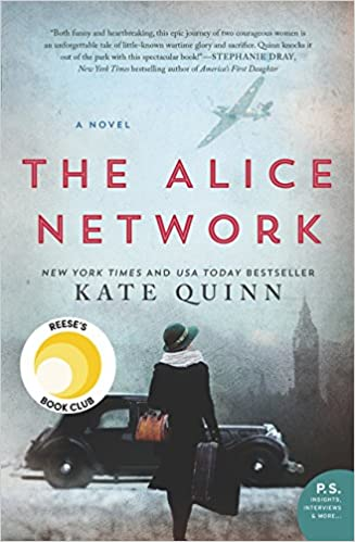 The Alice Network book club