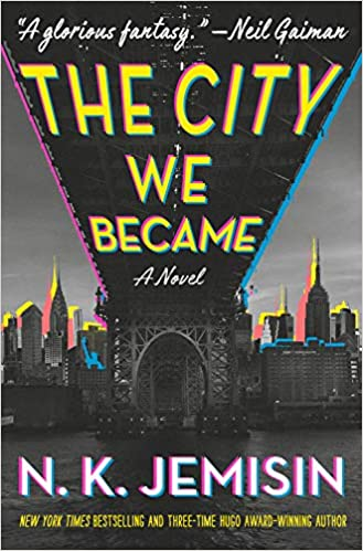 The City We Became book club