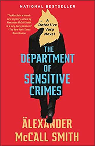 The Department of Sensitive Crimes book cover