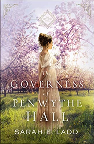 The Governess of Penwythe Hall book cover