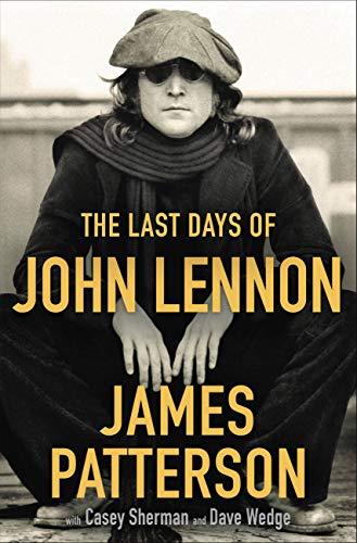 The Last Days of John Lennon book cover