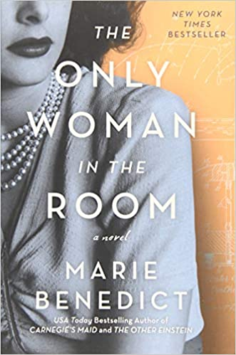 The Only Woman in the Room book cover