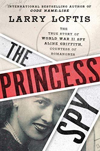 The Princess Spy book cover