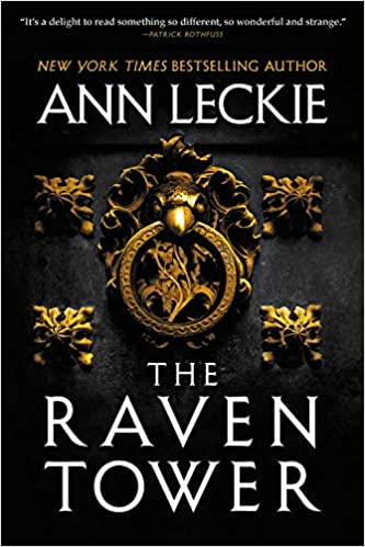 The Raven Tower book club