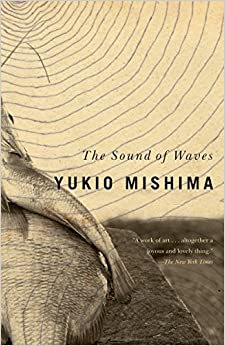 The Sound of Waves book cover