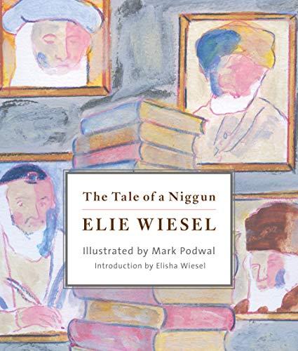 The Tale of a Niggun book cover