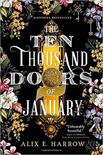 The Ten Thousand Doors of January book cover