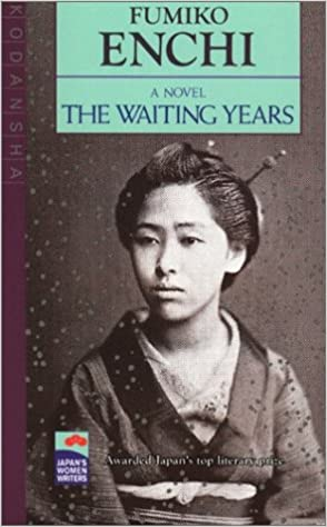 The Waiting Years book cover