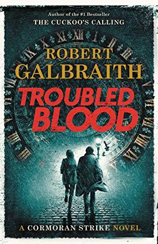 Troubled Blood book club