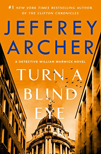 Turn a Blind Eye book cover