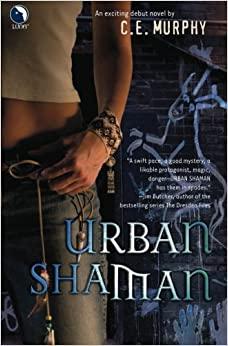 Urban Shaman book cover