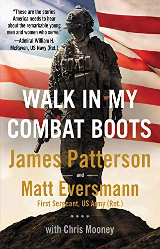 Walk in My Combat Boots book cover