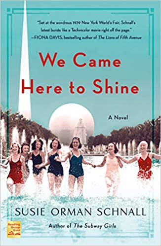 We Came Here to Shine book cover