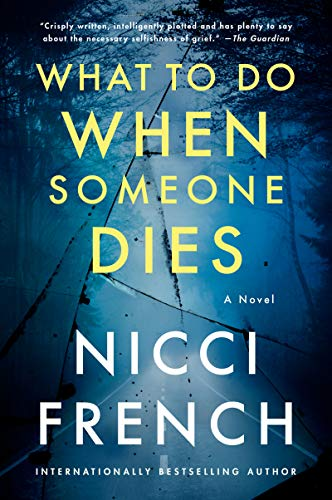 What to Do When Someone Dies book cover