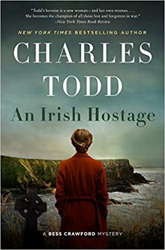 An Irish Hostage book cover