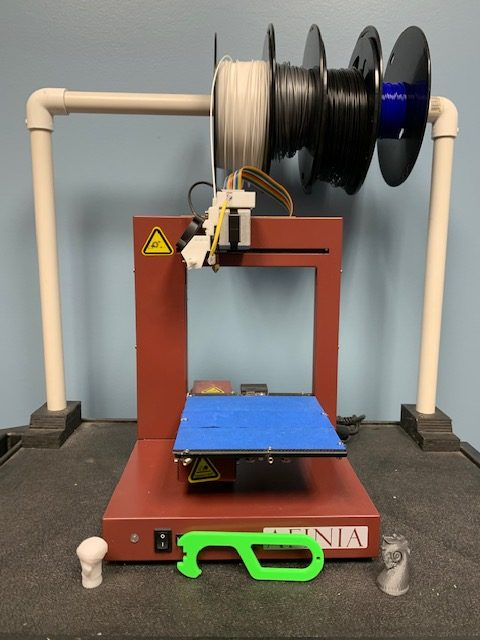 Photo of the Bedford 3D Printer