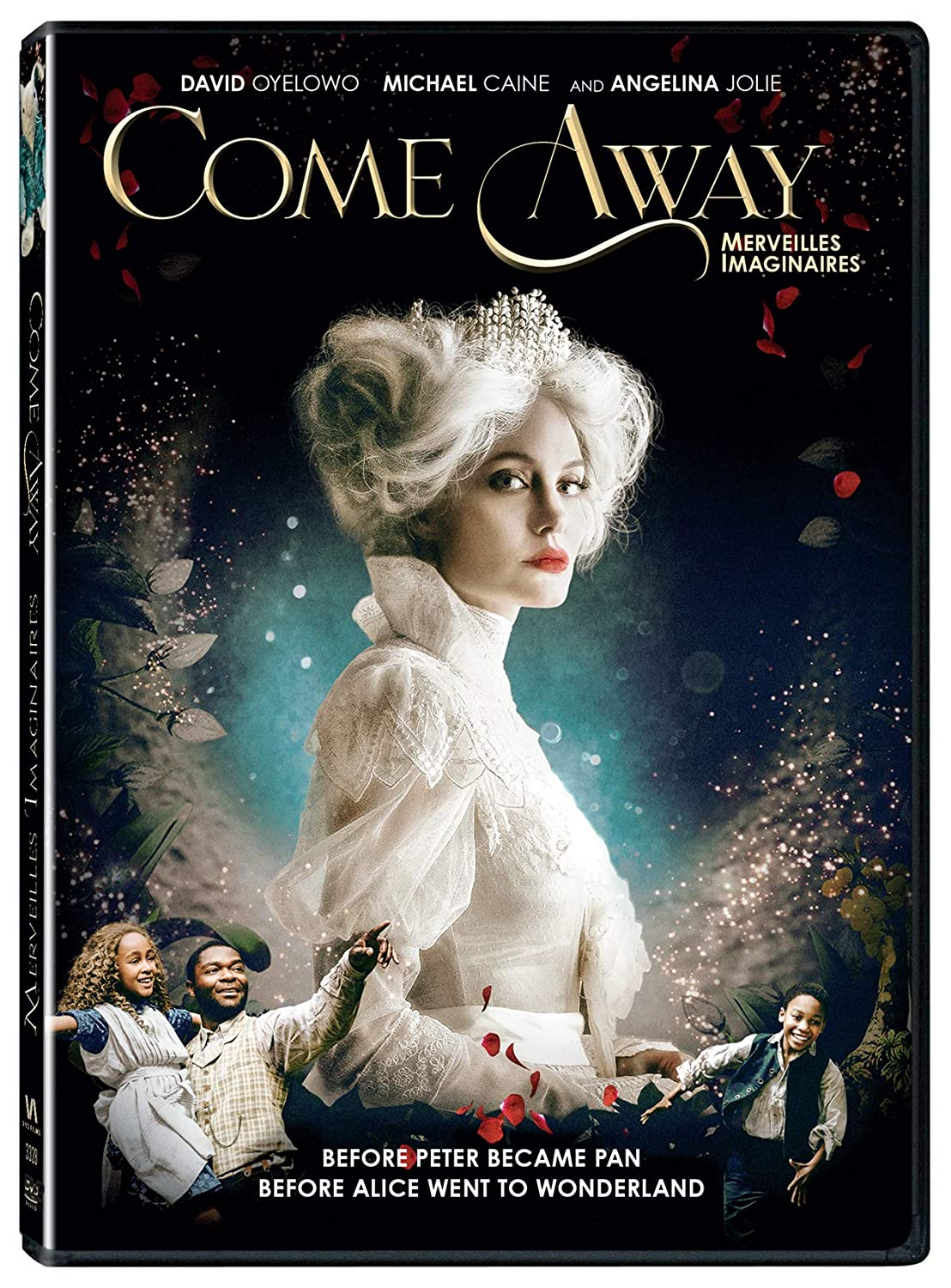Come Away DVD Cover