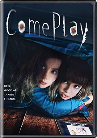 Come Play DVD Cover