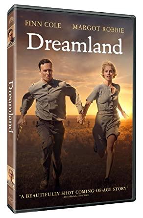 Dreamland DVD Cover