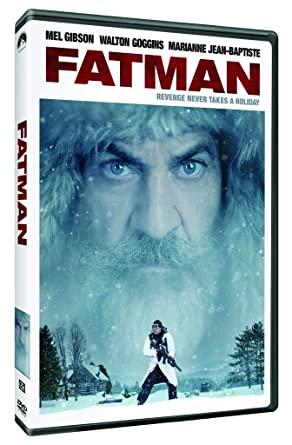 Fatman DVD Cover