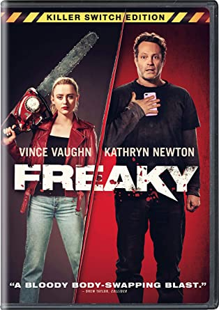 Freaky DVD Cover