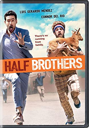 Half Brothers DVD Cover