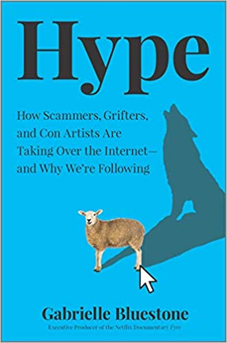 Hype book cover
