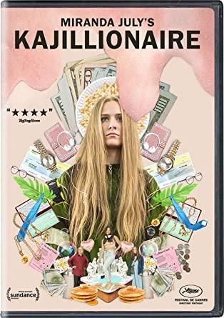 Kajillionaire DVD Cover