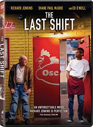 The Last Shift DVD Cover
