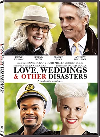 Love, Weddings & Other Disasters DVD Cover