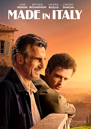 Made in Italy DVD Cover