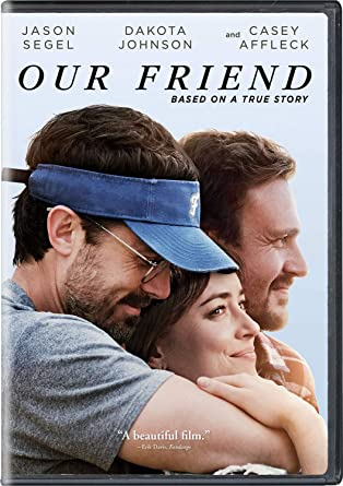 Our Friend DVD Cover