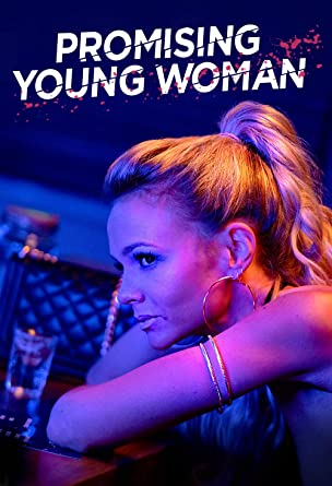 Promising Young Woman DVD Cover