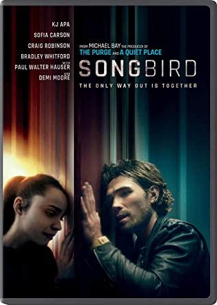Songbird DVD Cover