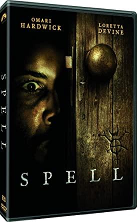 Spell DVD Cover